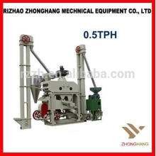 High Quality Mini Rice Mill Plant For Sale